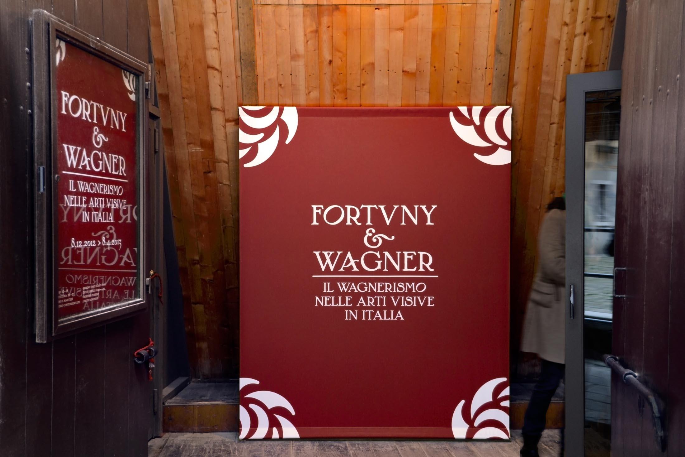 Fortuny & Wagner - locandina