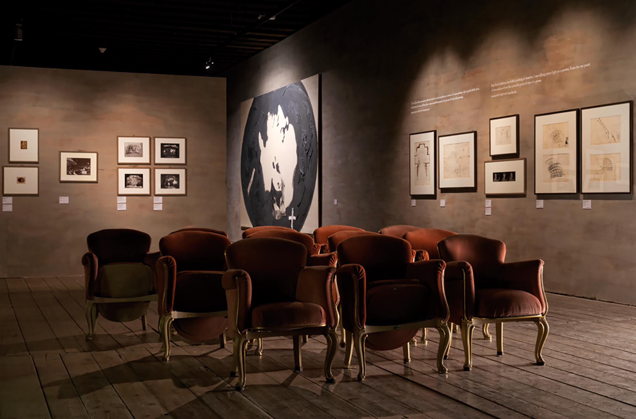 Fortuny & Wagner - interno mostra 4