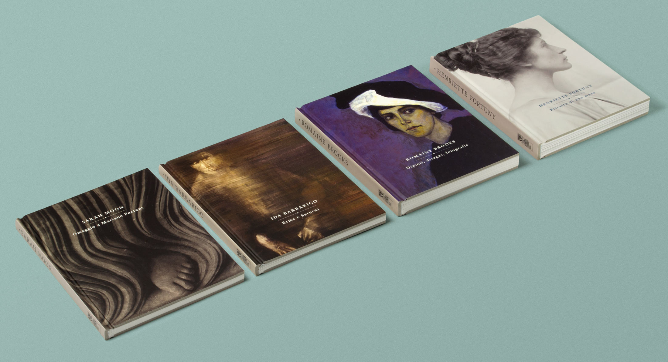 Romaine Brooks - copertine cataloghi