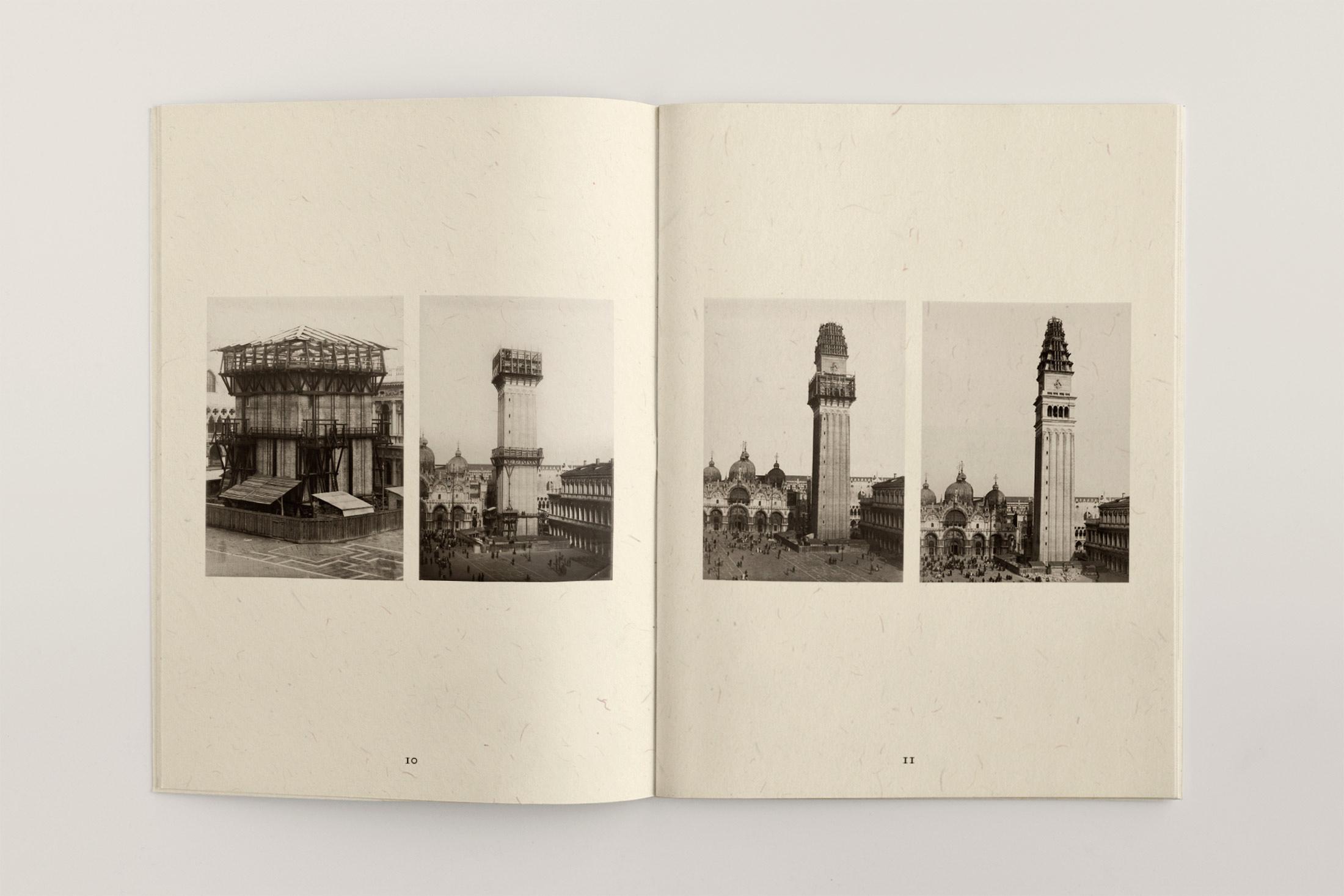 Il campanile di San Marco - interno 5
