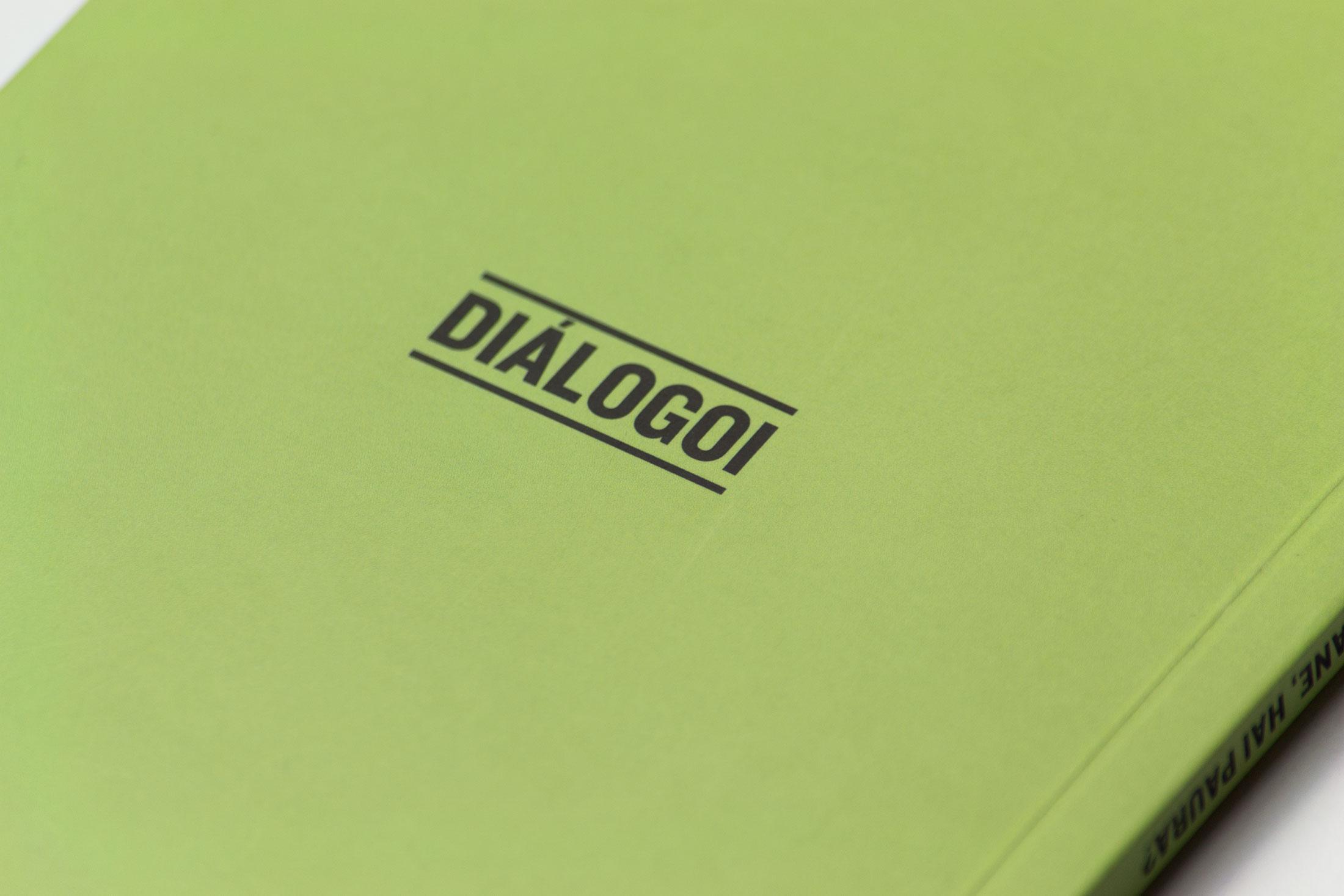Diálogoi - quarta di copertina