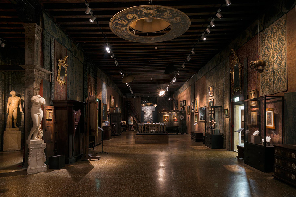 Fortuny & Wagner - interno mostra