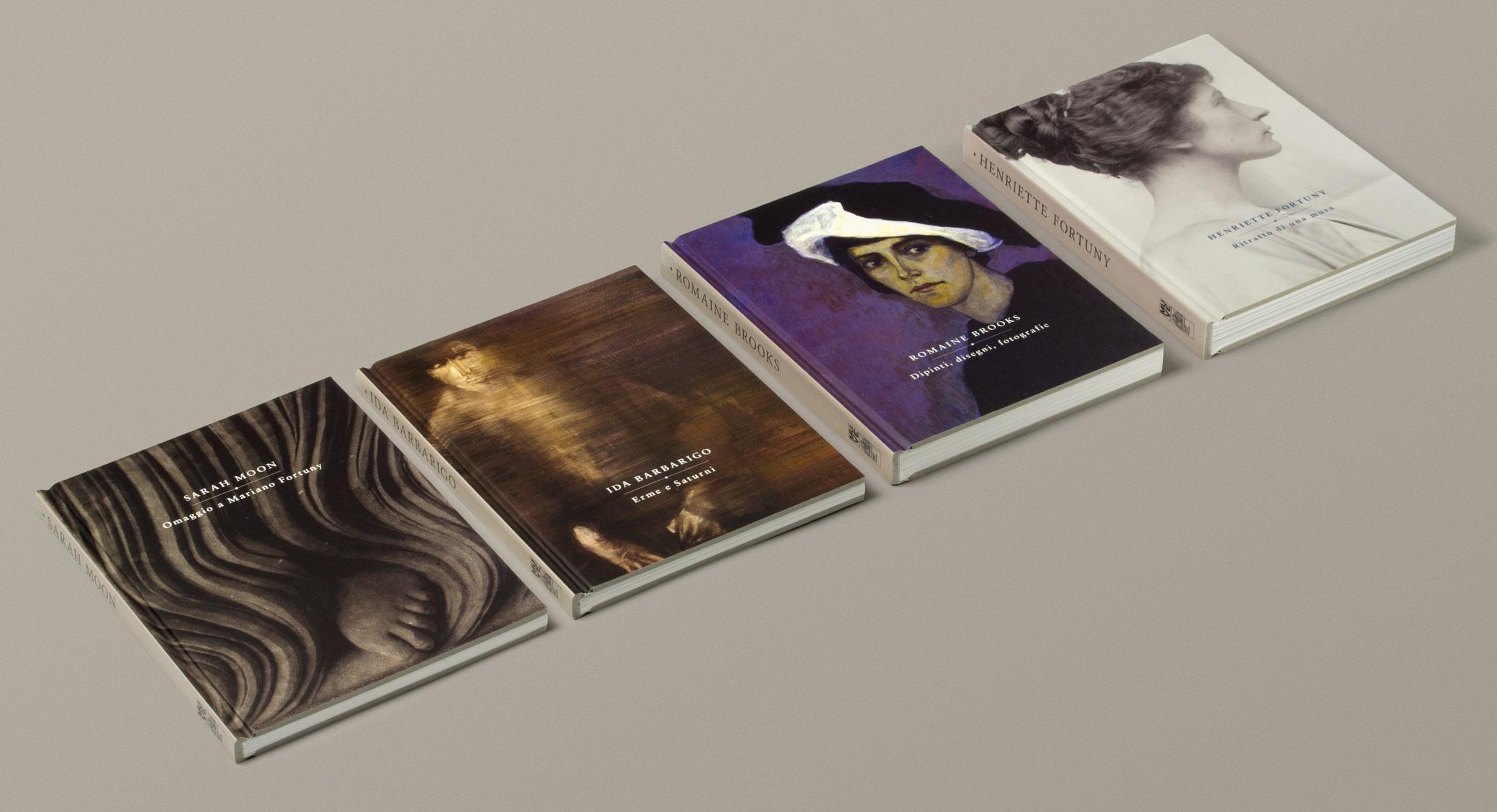 Henriette Fortuny - copertine cataloghi