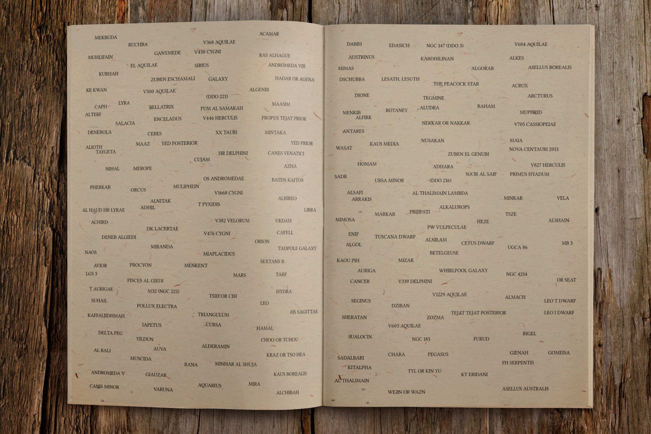 Proportio - libretto 8