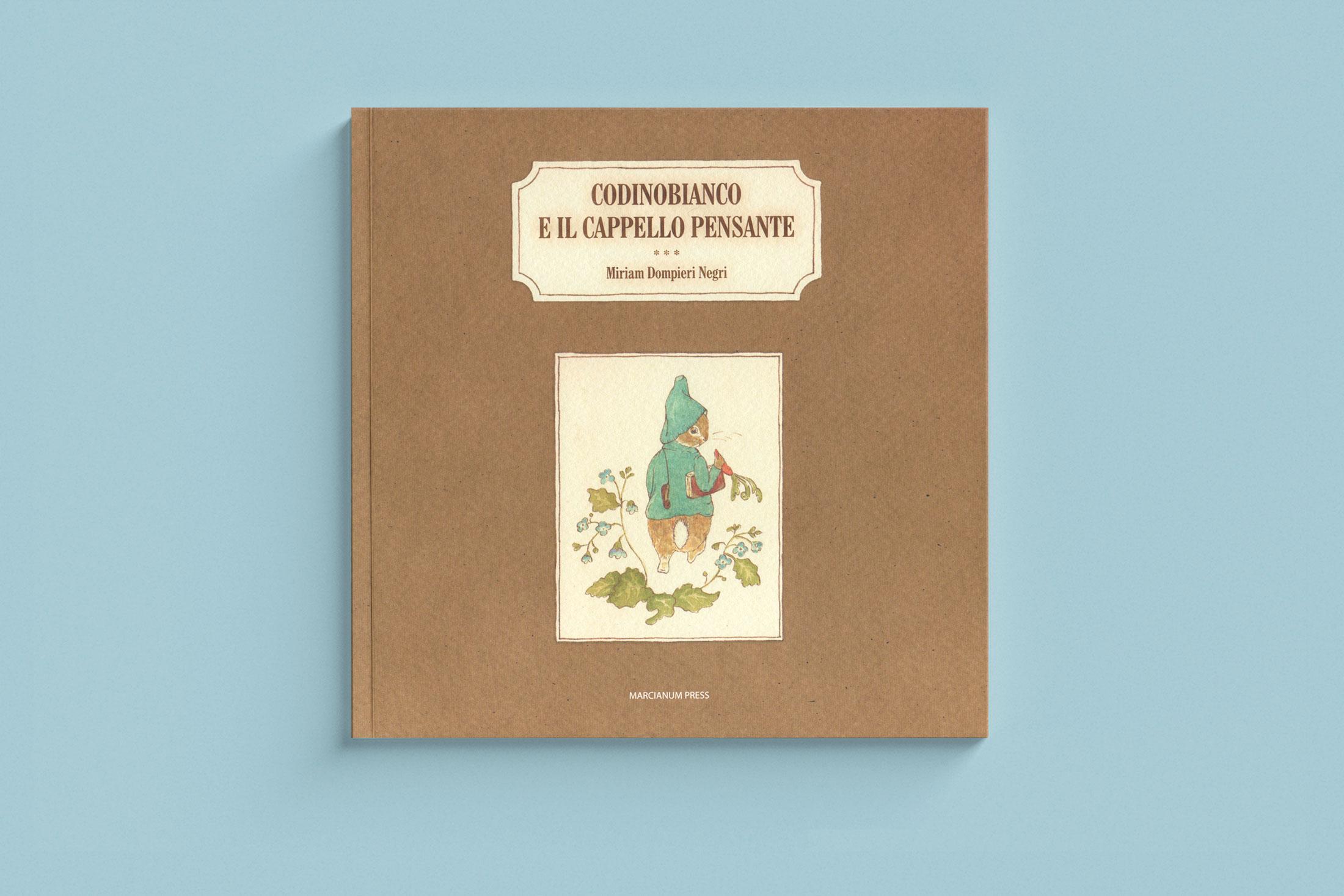 Codinobianco - copertina