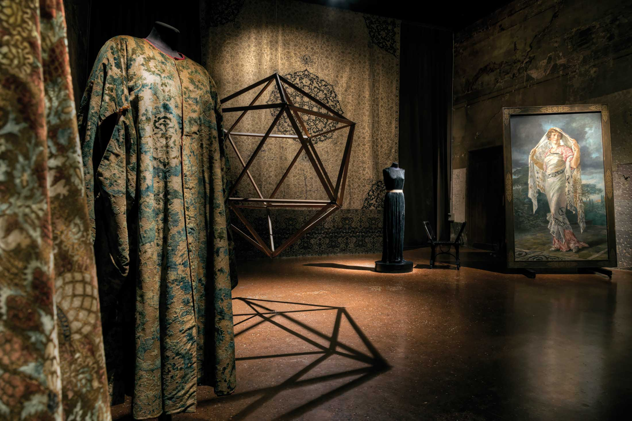 Fortuny & Wagner - interno mostra 1