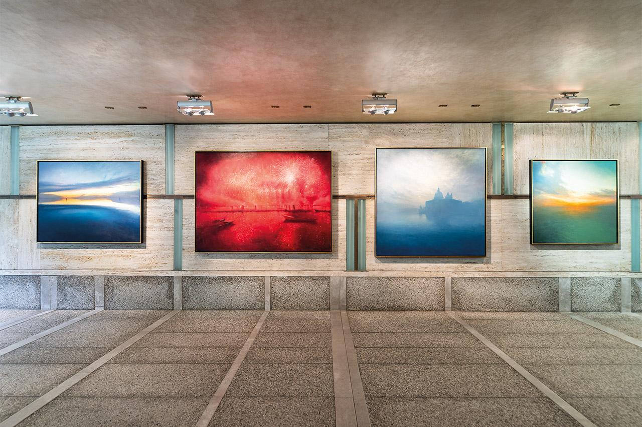 Battistin exhibition