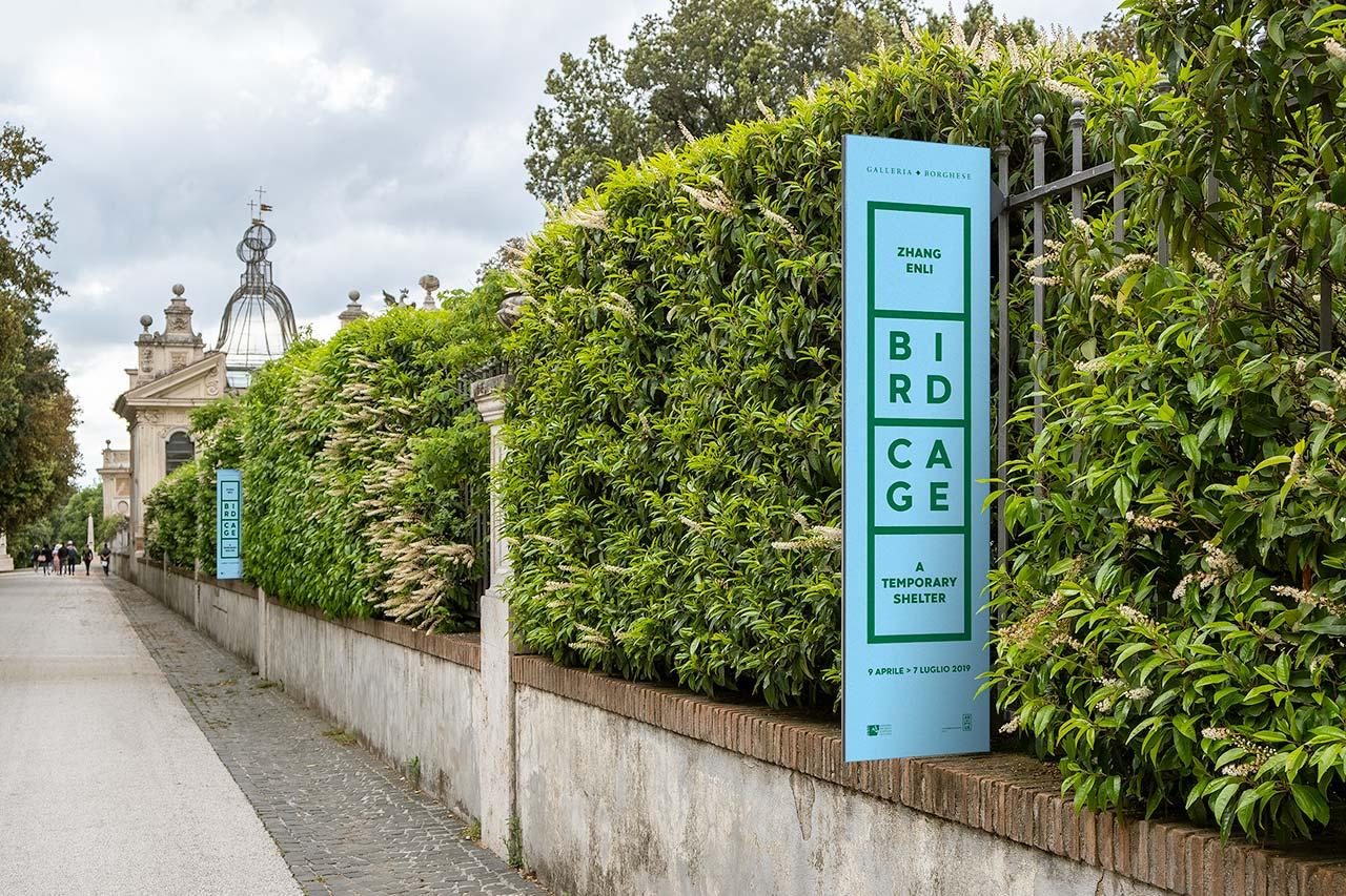 Bird Cage - banner