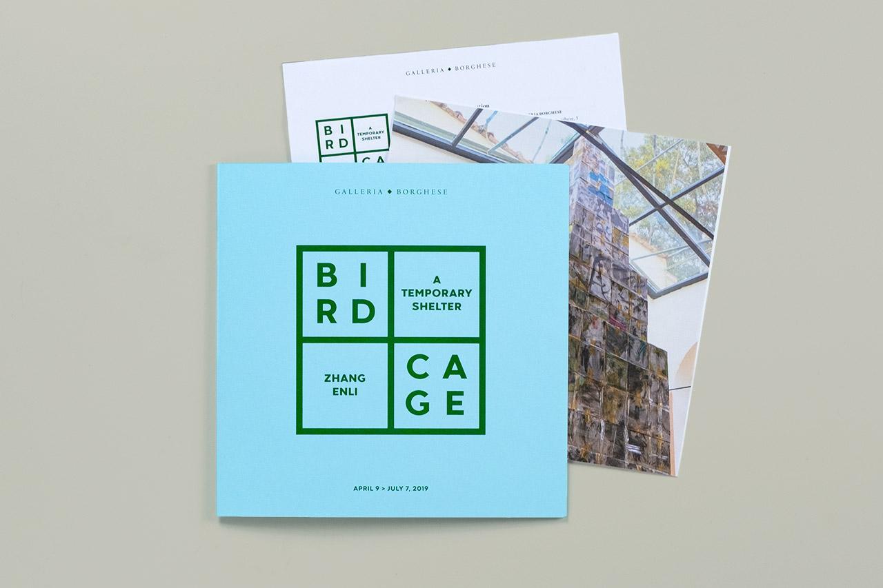 Bird Cage - cartella stampa