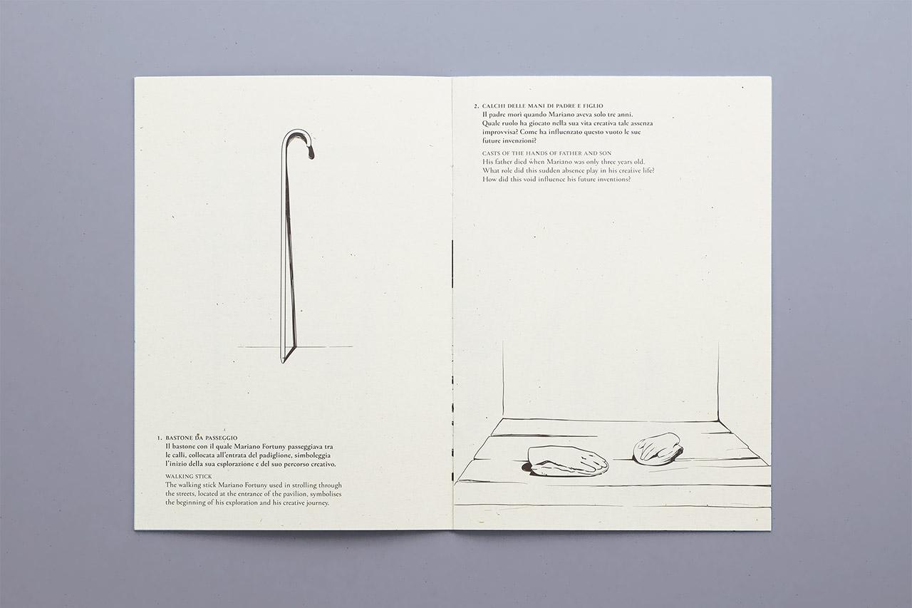 I libretti di Palazzo Fortuny - I Fortuny spread pages