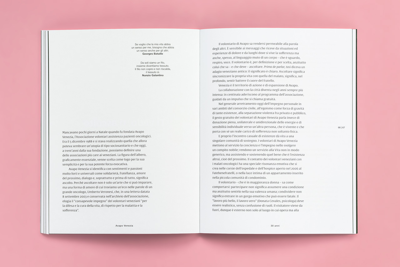 Avapo doppia pagina interno
