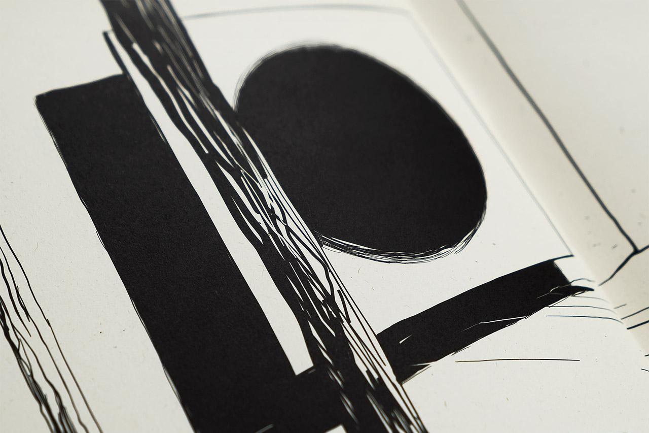 I libretti di Palazzo Fortuny - Intuition detail
