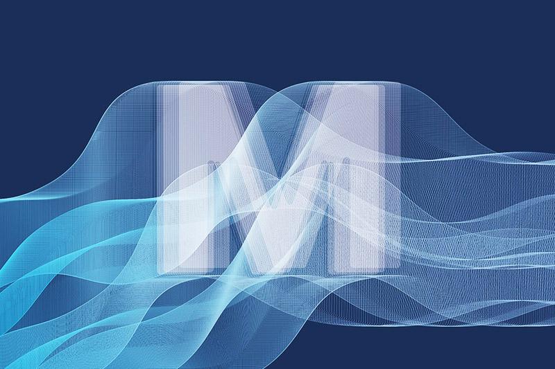 Mare blu - visual