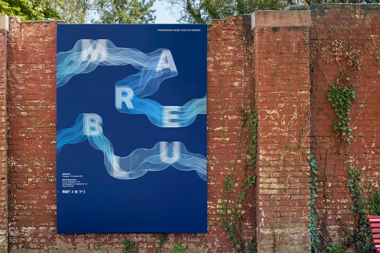 Mare blu - banner