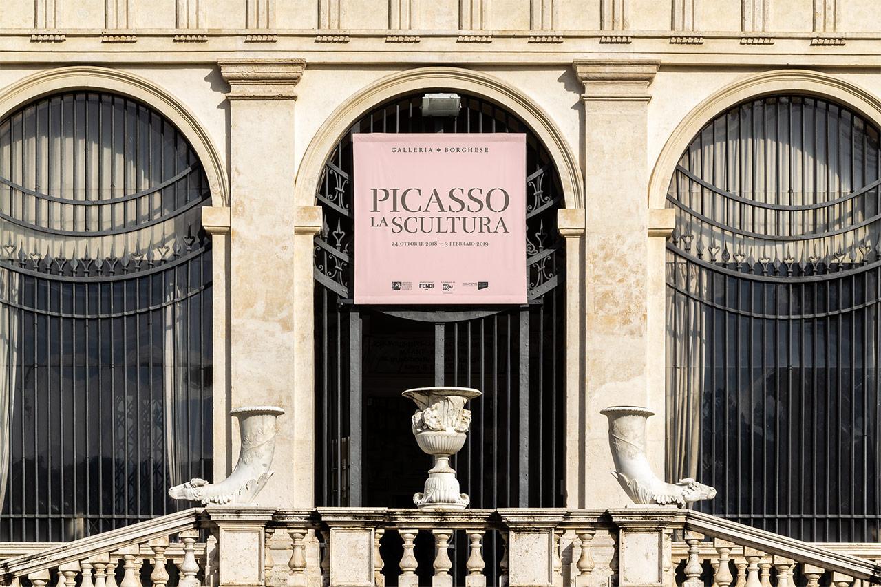 Picasso. La scultura – banner