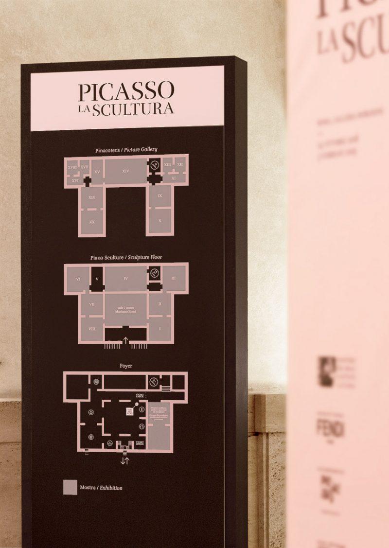 Picasso. La scultura – totem