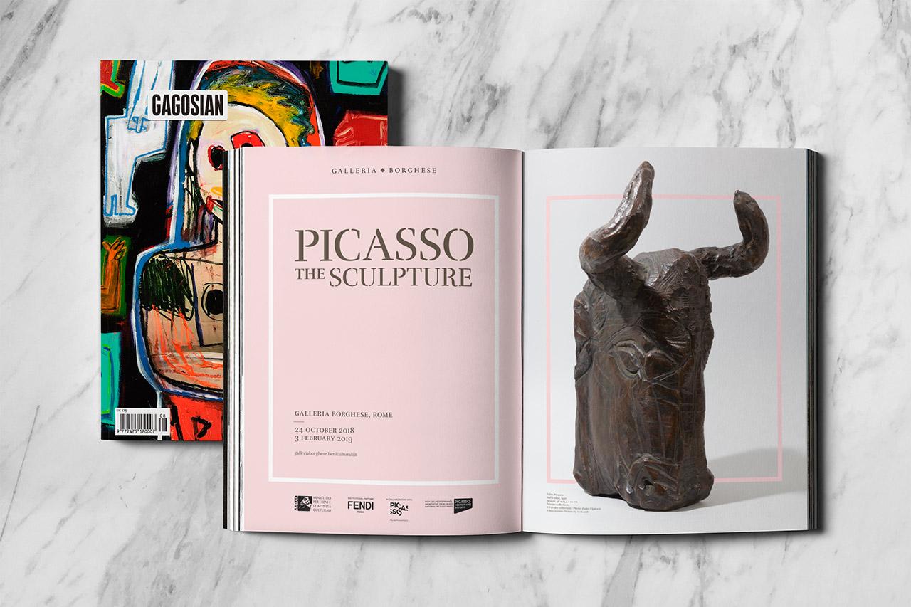 Picasso. La scultura – adv