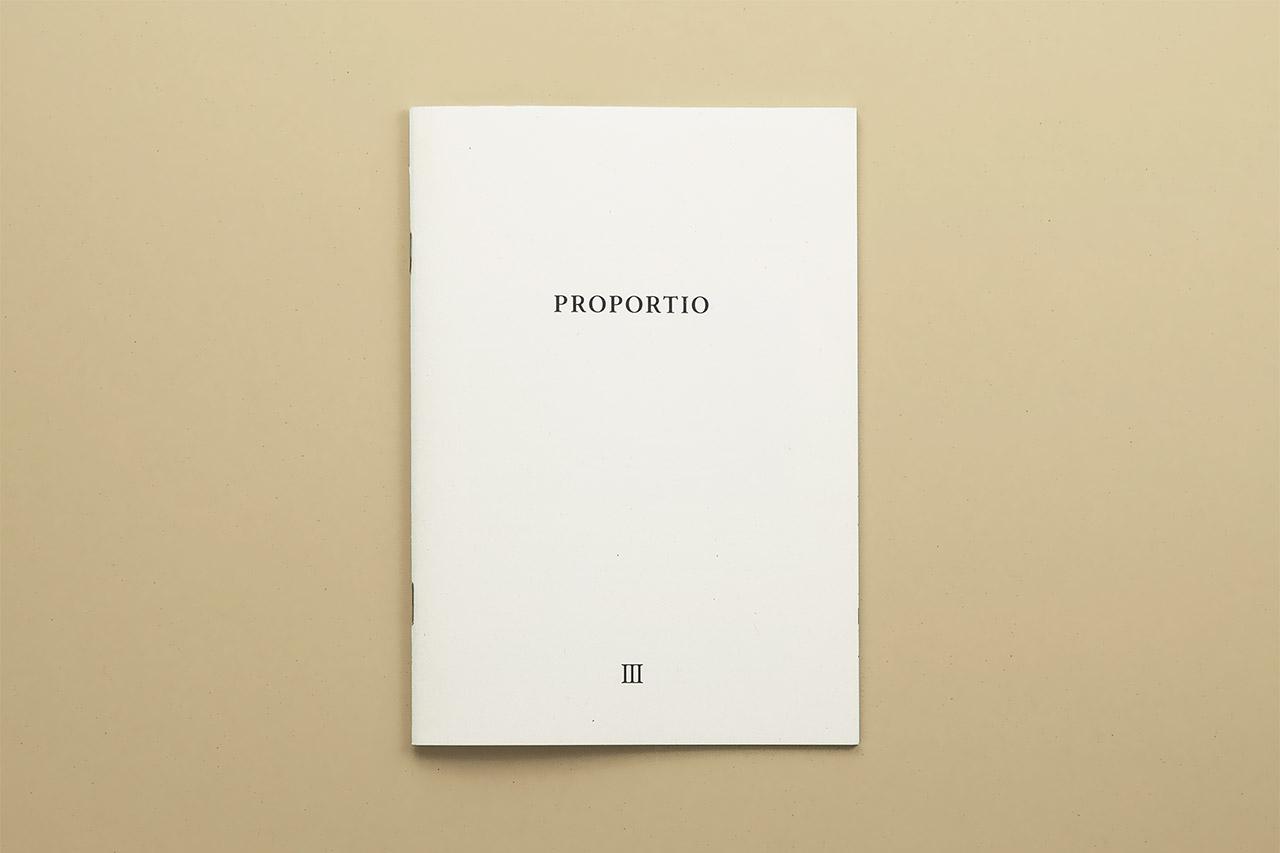 I libretti di Palazzo Fortuny - Proportio cover