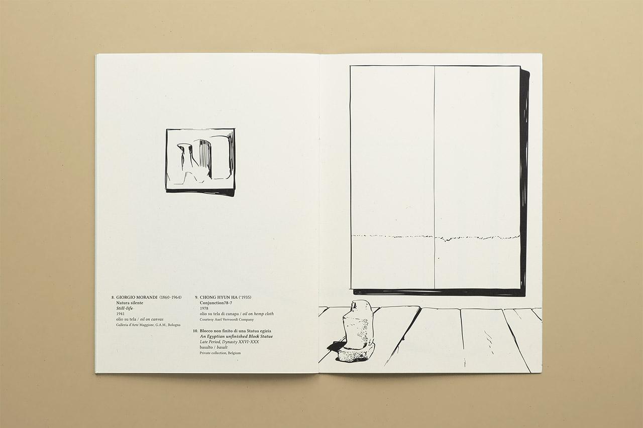 I libretti di Palazzo Fortuny - Proportio spread pages