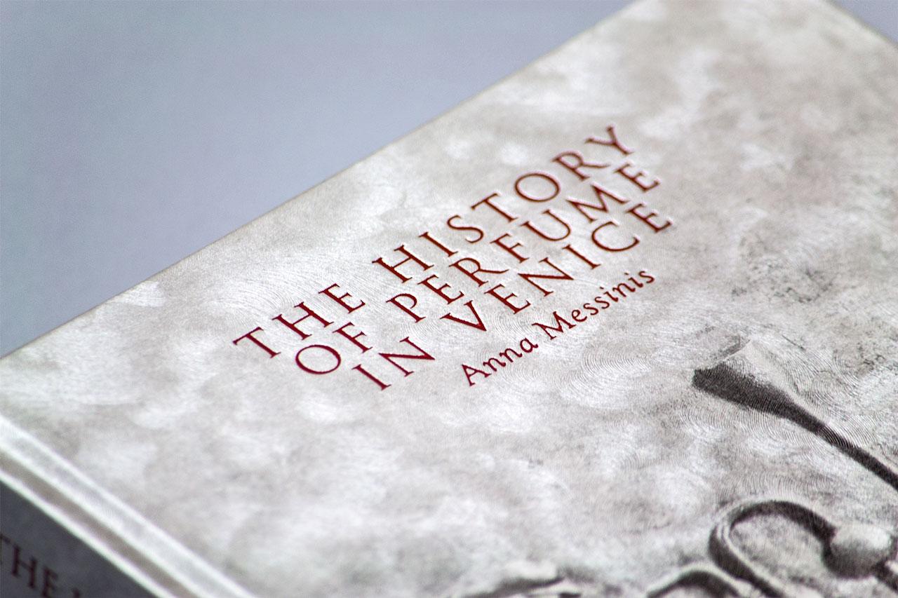 the history of perfume in venice - dettaglio copertina