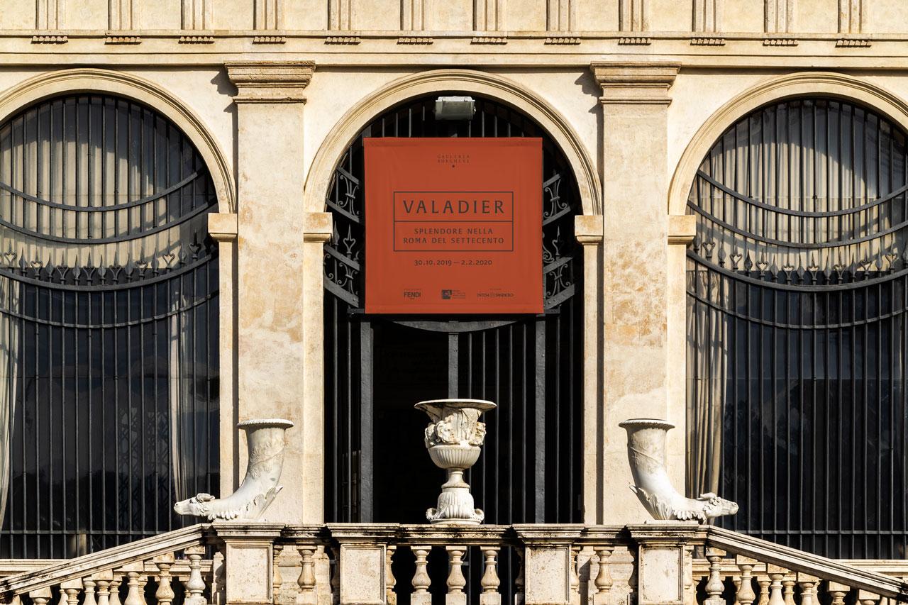 Valadier Galleria Borghese