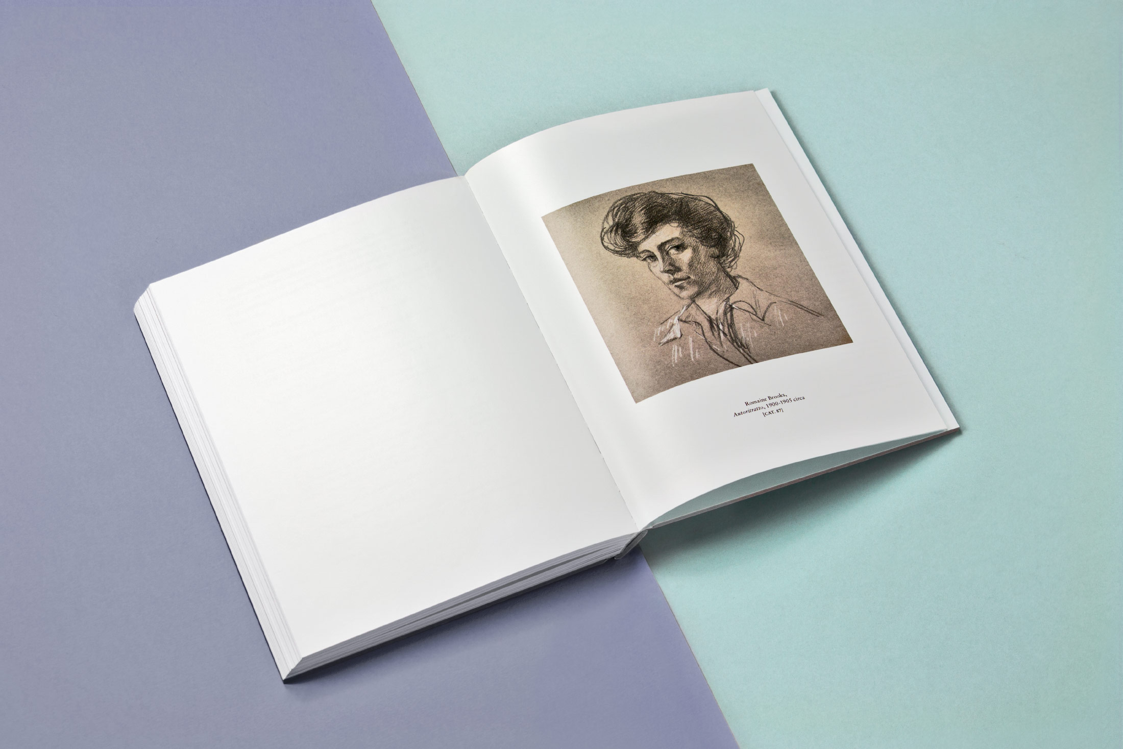 Romaine Brooks - interno 1