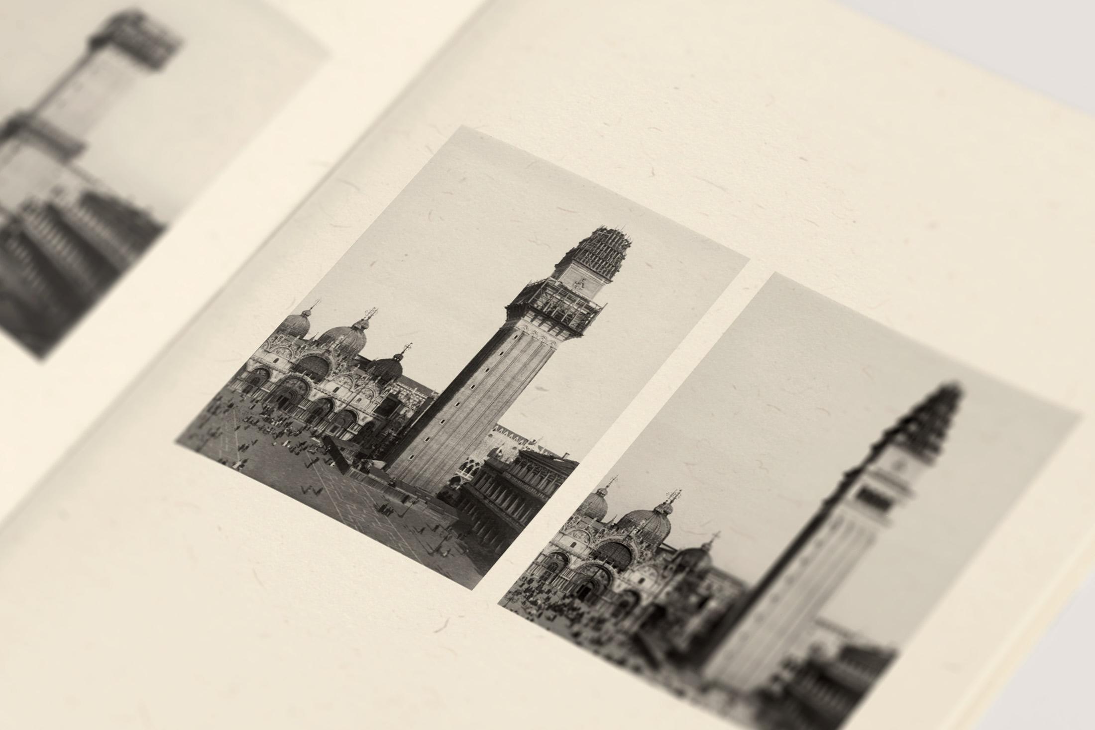 Il campanile di San Marco - particolare 2