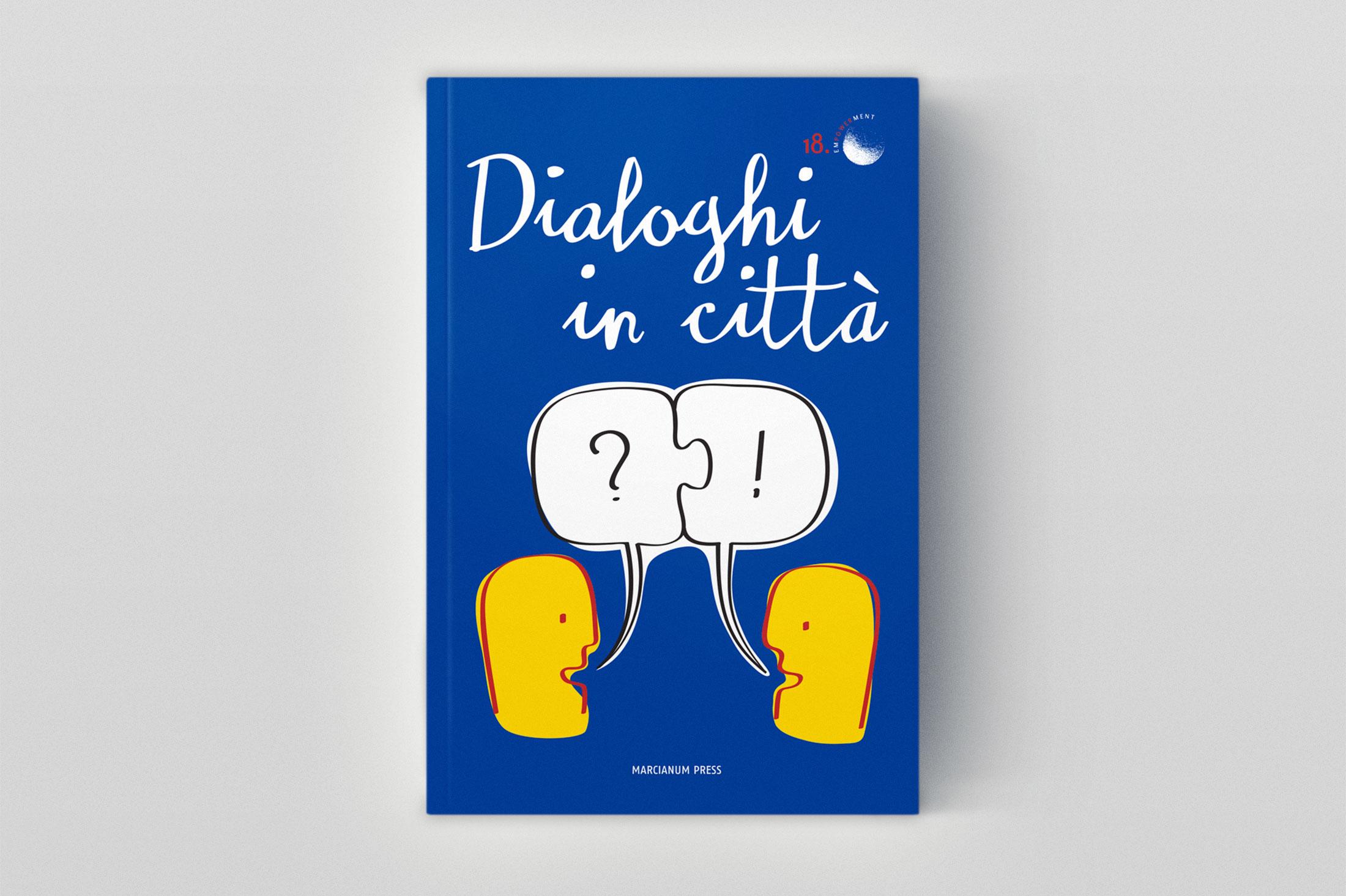 Dialoghi in città - copertina