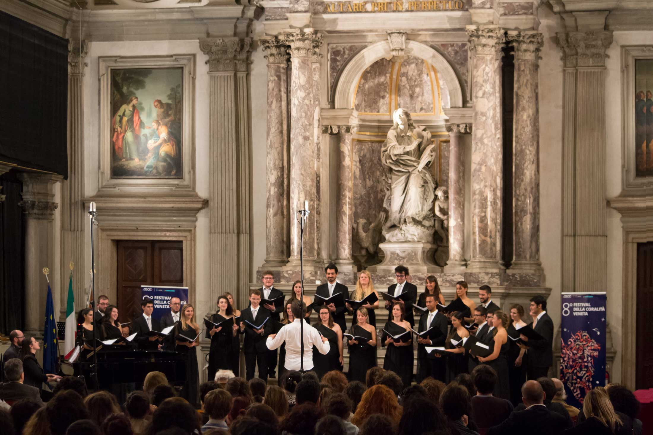 Festival della Coralità Veneta - foto concerto 1