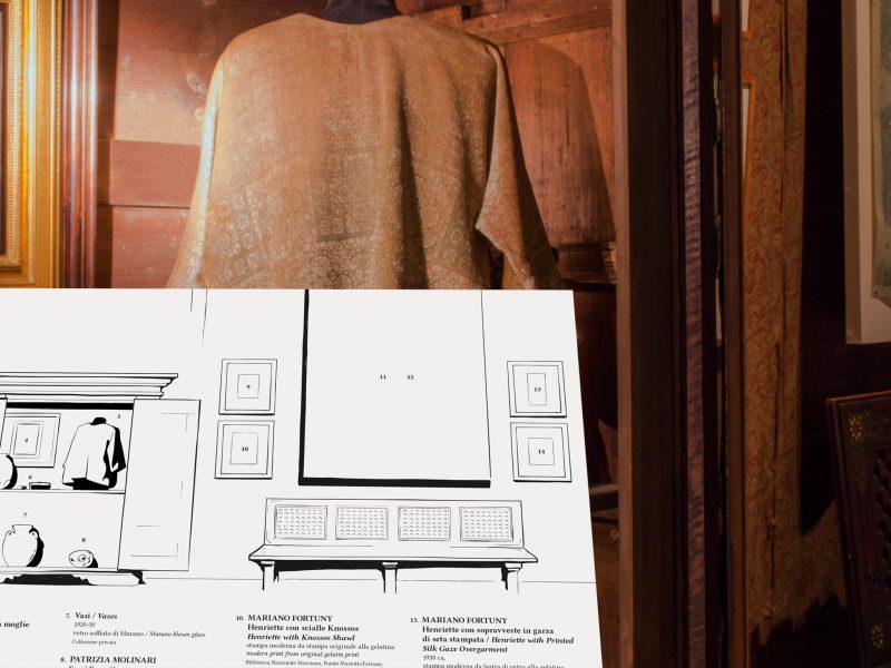 Inverno a Palazzo Fortuny - pannello guida 2