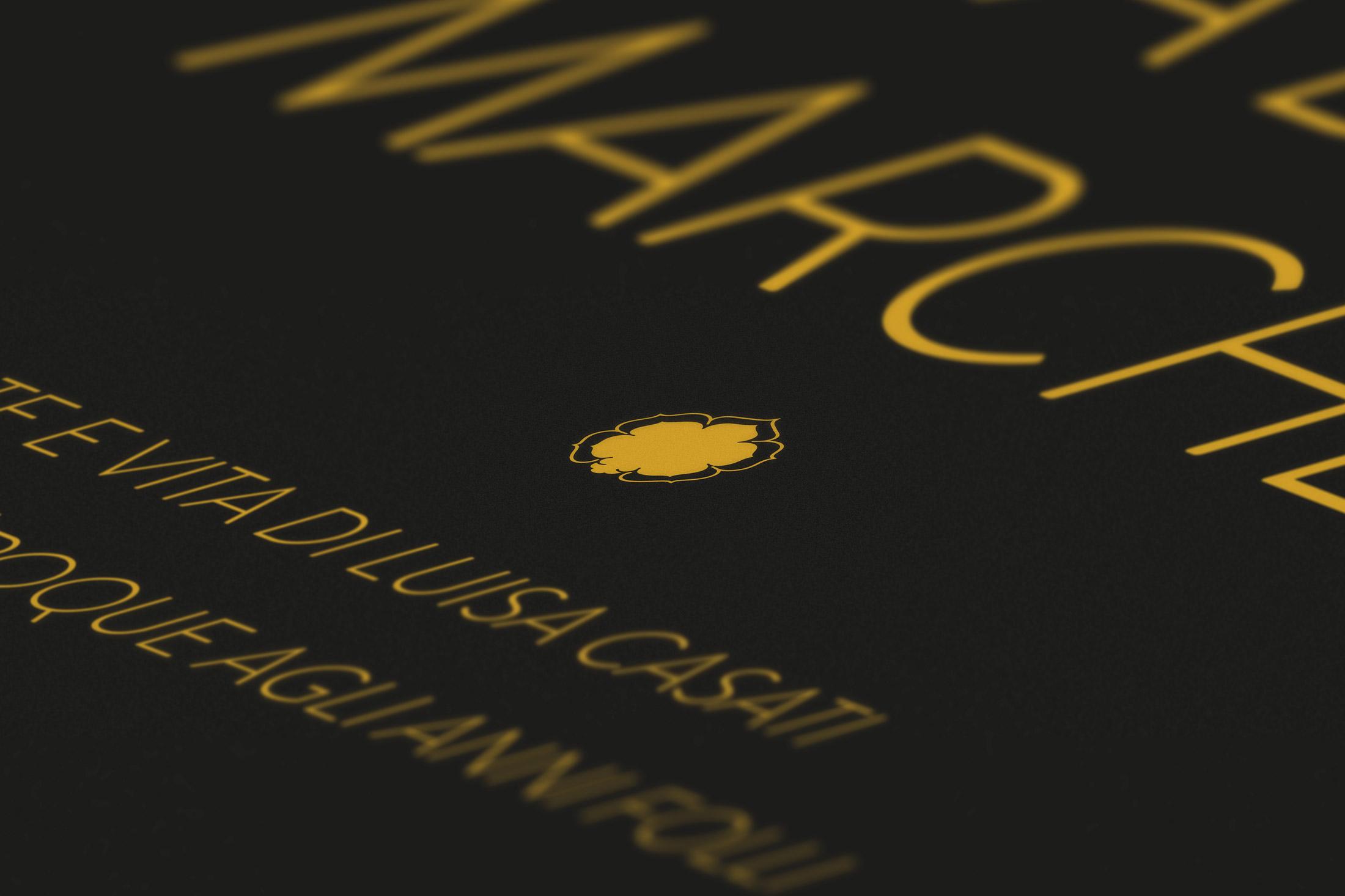 La Divina Marchesa - particolare locandina