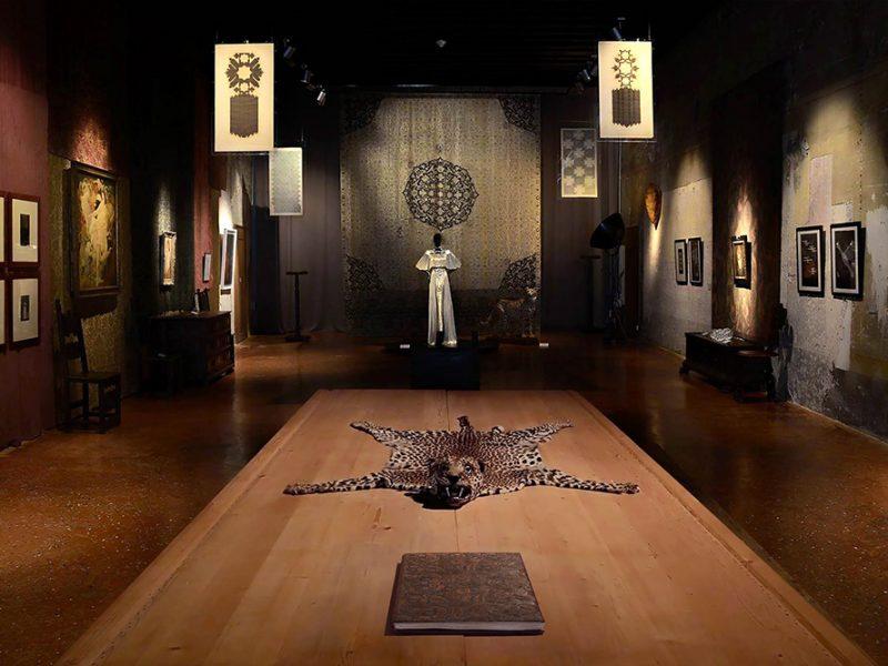 La Divina Marchesa - interno mostra