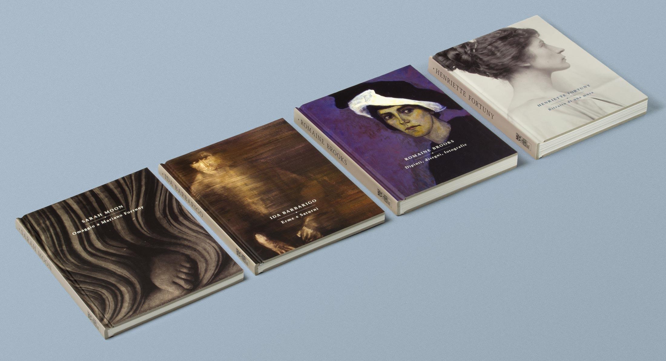 Sarah Moon - copertine cataloghi