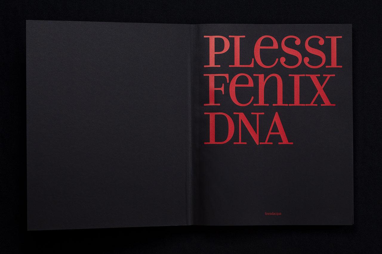 Plessi Fenix DNA frontespizio