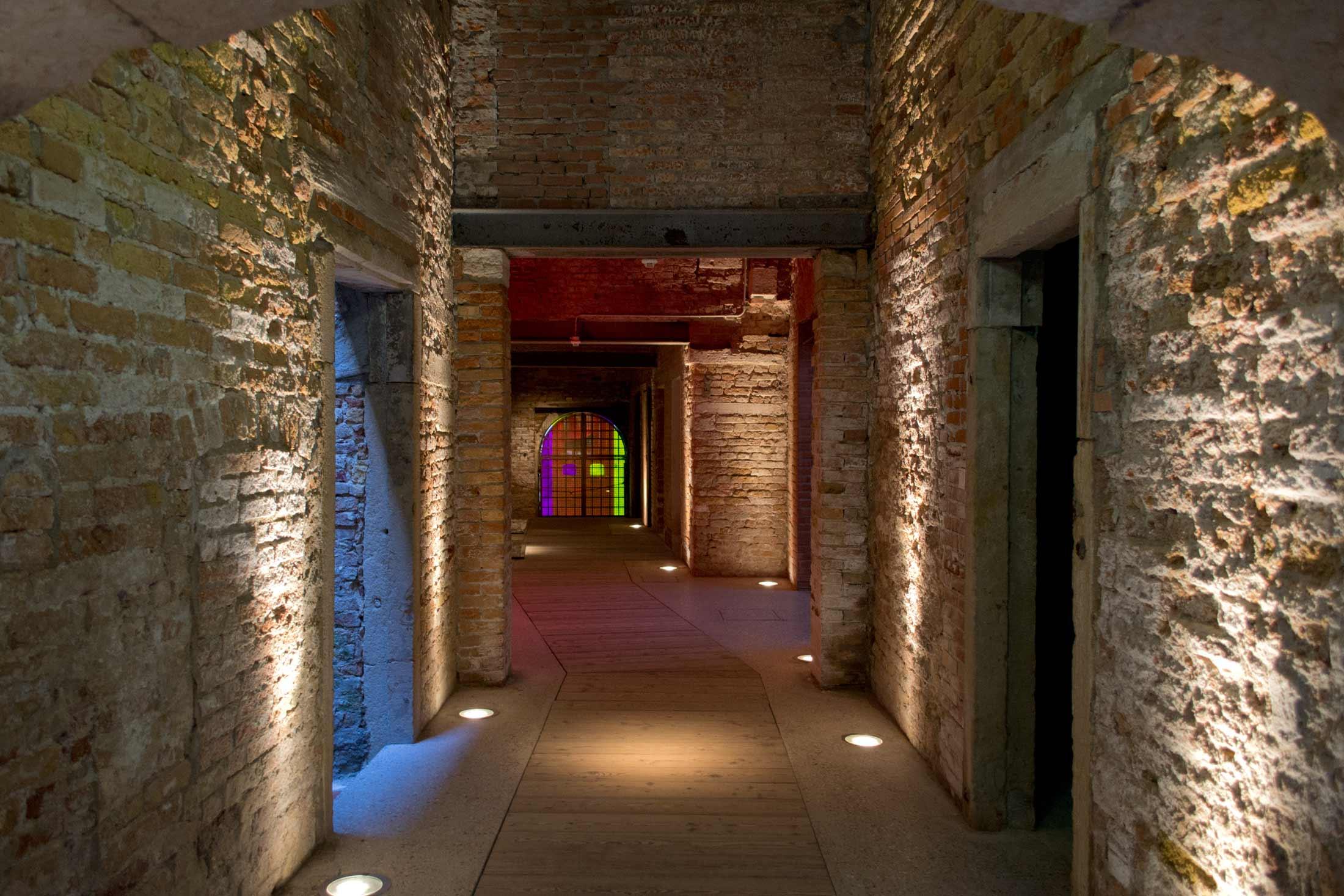 Primavera a Palazzo Fortuny - interno mostra 2