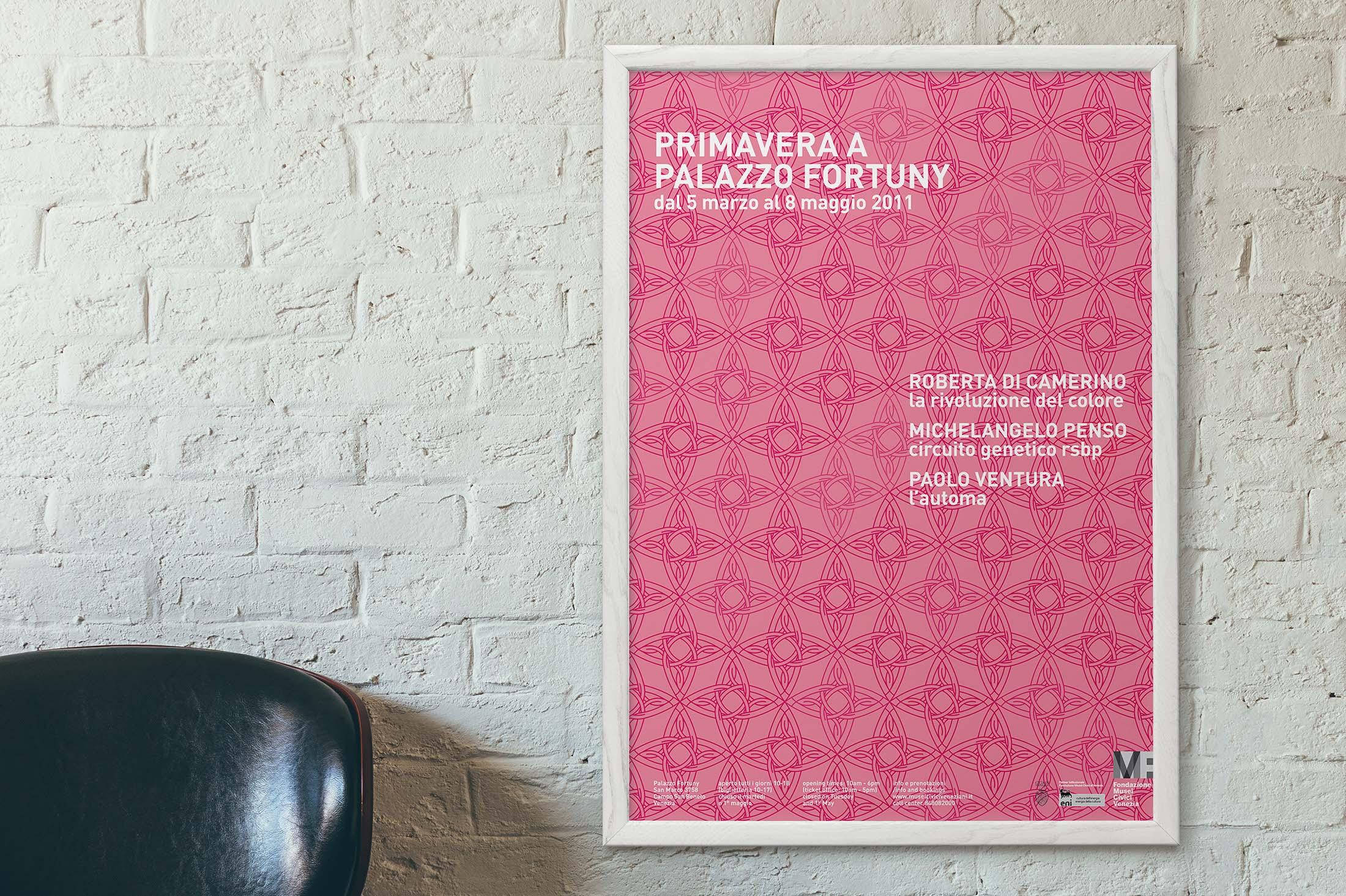 Primavera a Palazzo Fortuny - poster