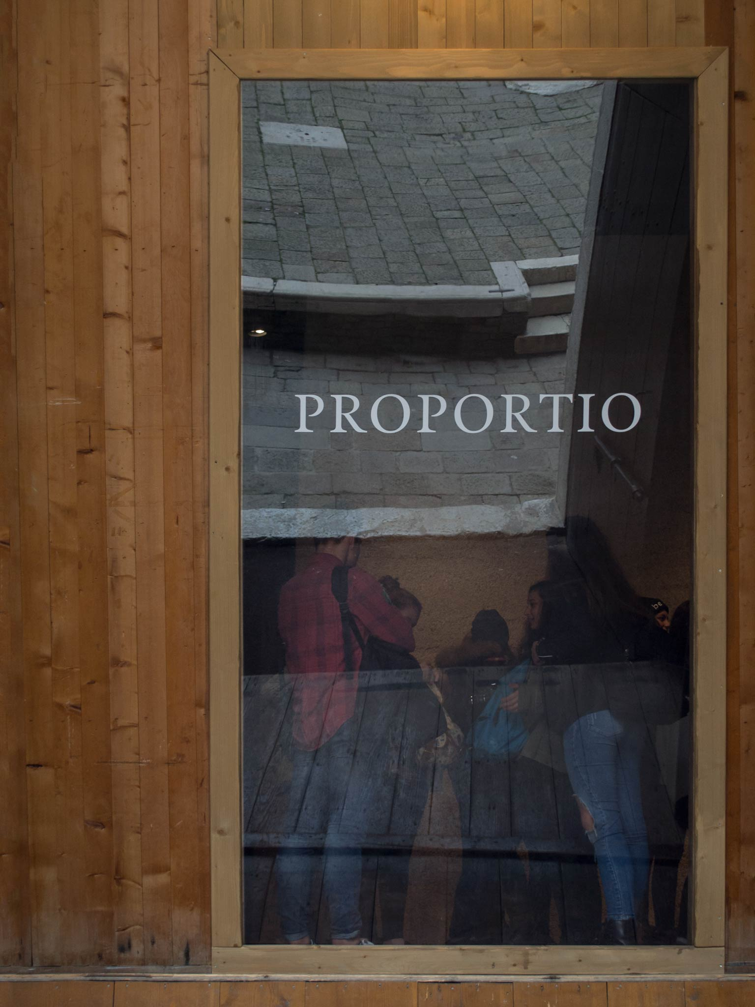 Proportio - archigrafia 1