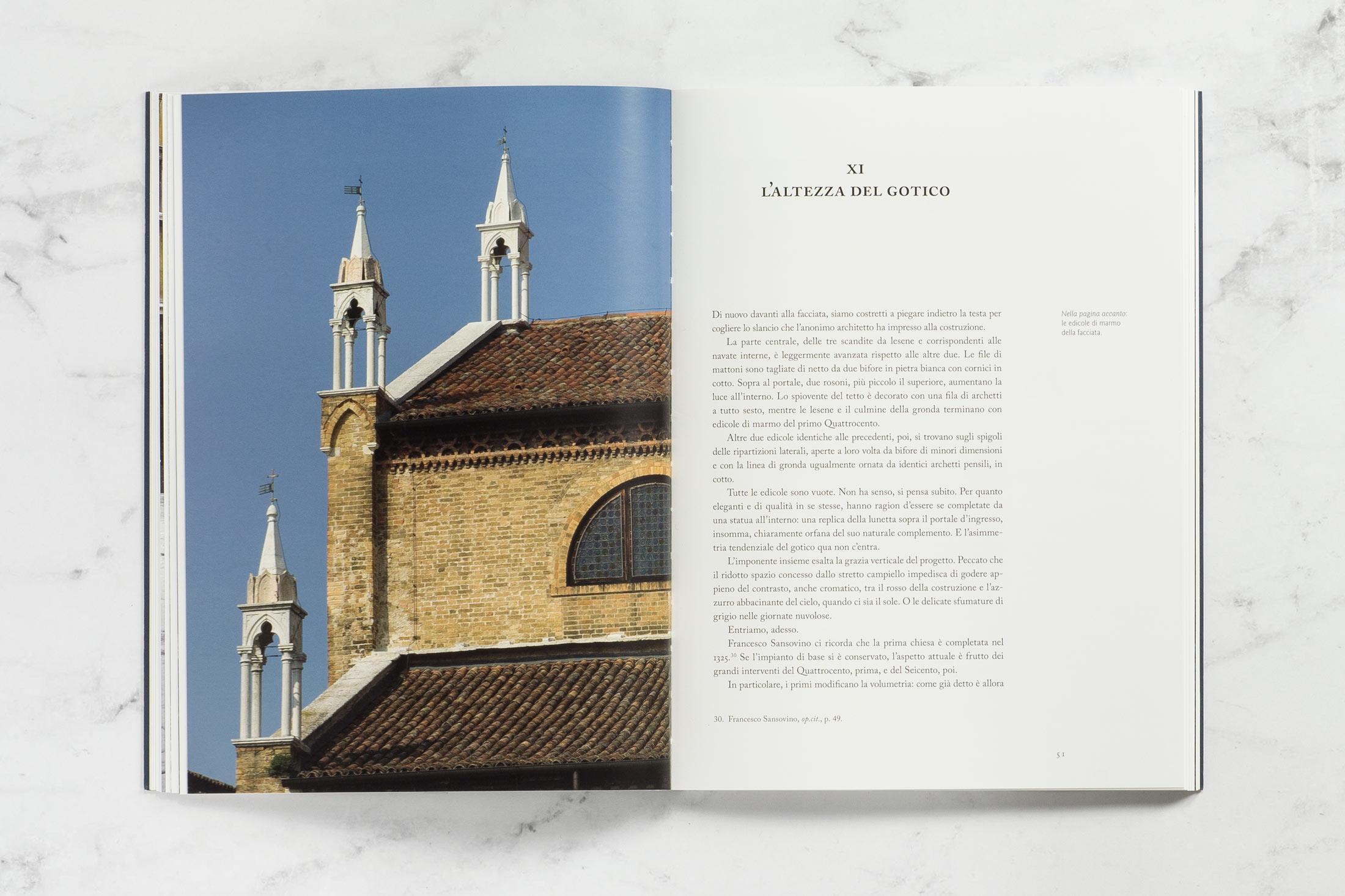 La Chiesa di Santo Stefano - interno 11