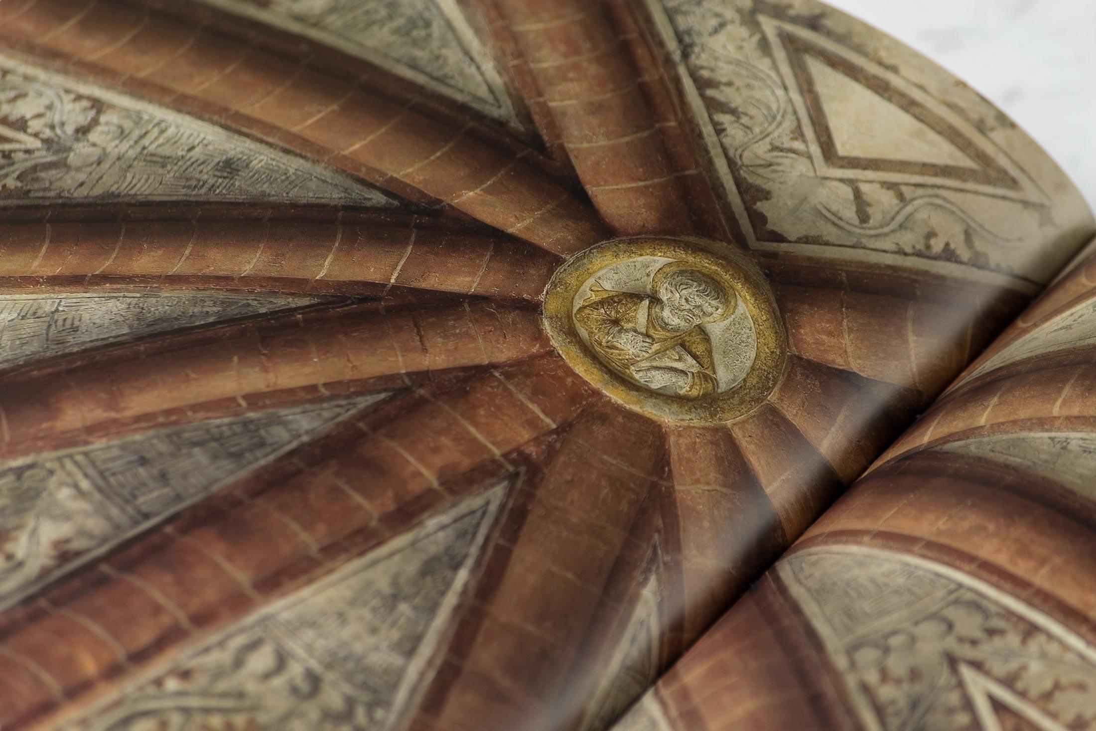 La Chiesa di Santo Stefano - particolare interno 1