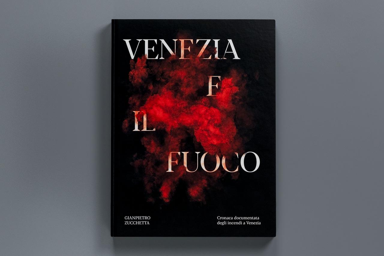 Venezia e il fuoco cover